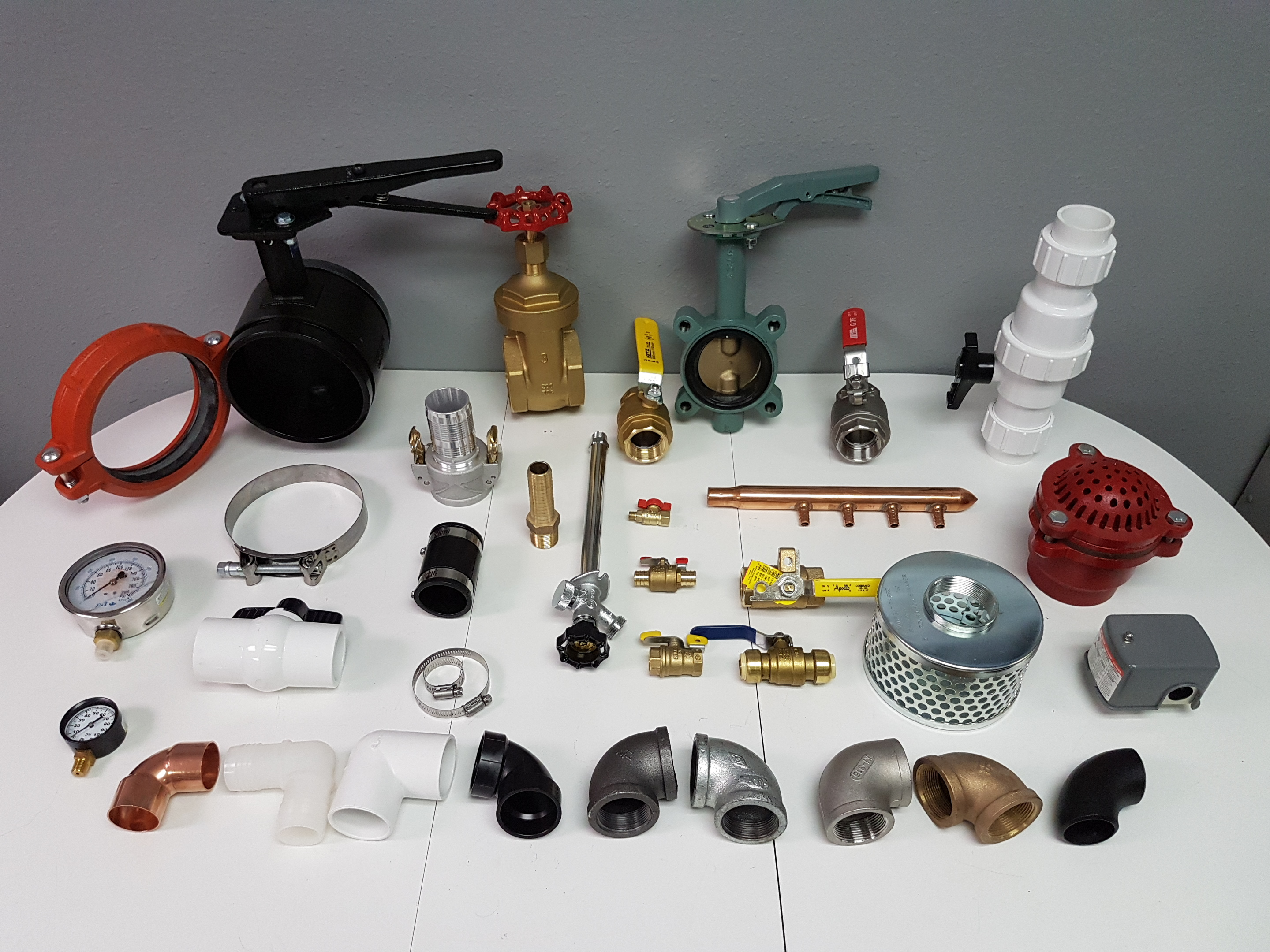 Pipes, Valves & Fittings - West Central Pipe